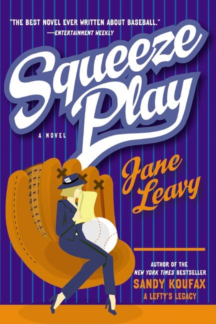 Squeeze Play Book Cover